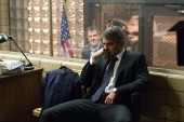 Micheal Clayton movie production photos