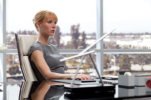 Gwyneth Paltrow in Iron Man 2