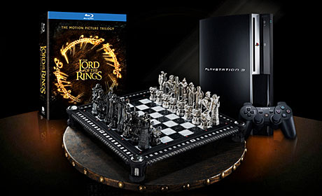 The Lord of the Rings Trilogy Exclusive Sweepstakes