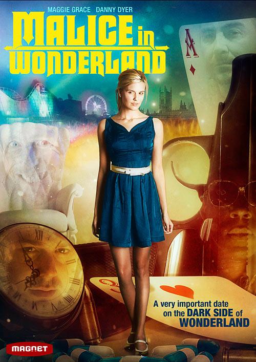 Malice in Wonderland movie poster
