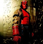 Hellboy movie production photos