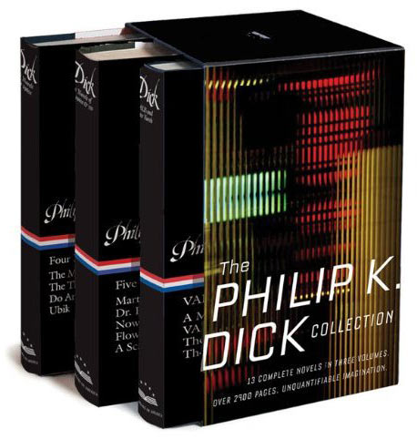 Philip K. Dick novel collection