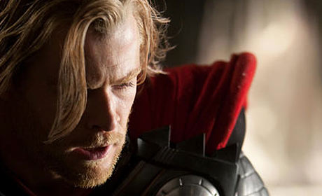 Chris Hemsworth as Thor. Photo by Mark Fellman and Paramount Pictures