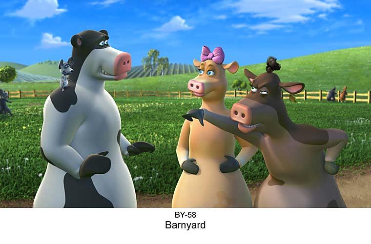 Barnyard farm animals theme birthday party invitations
