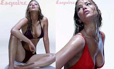 Jennifer Lawrence for Esquire Magazine