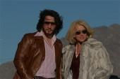 Sergio Peris-Mencheta as Armondo Bruza and Helen Mirren as Grace Bontempo in Love Ranch. Photo credit: Richard Foreman.
