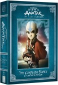 Avatar: The Last Airbender The Complete Book 1 Collector's Edition hits stores this June