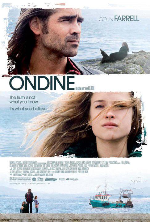 Ondine movie poster