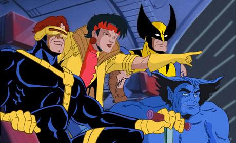 Scene from X-Men Animated Series: Volume 5