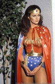 Wonder Woman TV Series movie production photos