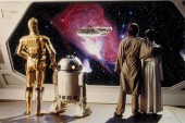 Star Wars: Episode V – The Empire Strikes Back movie production photos