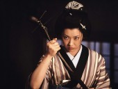 Zatoichi movie production photos
