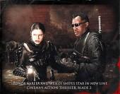 Blade 2 movie production photos