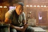 Laurence Fishburne stars as Noland, a veteran of the human-Predator wars. Photo: Rico Torres