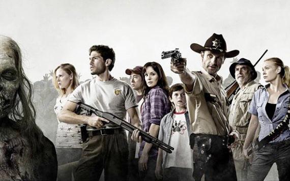 Cast of The Walking Dead
