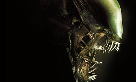 Alien Anthology Blu-ray packaging detail