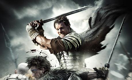 Centurion movie poster detail