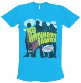 New action drama No Ordinary Family bringing super powers and free t-shirts to Comic-Con 2010