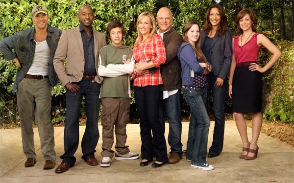 Cast of No Ordinary Family