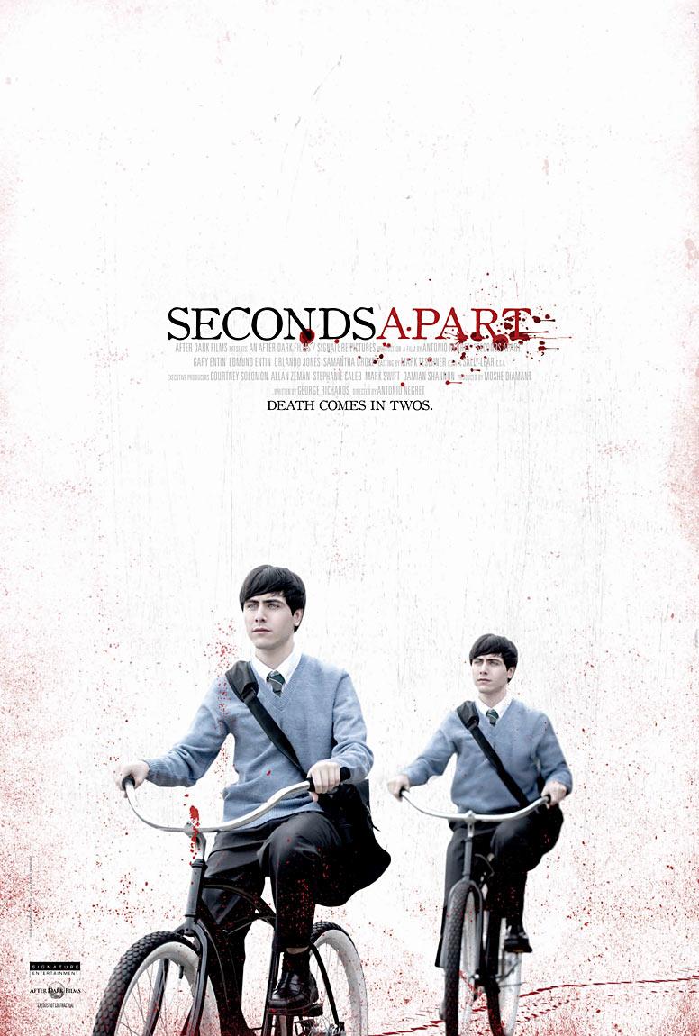 After Dark Films Originals' Seconds Apart movie poster