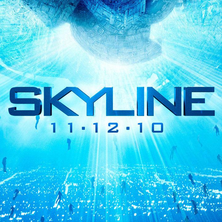 Skyline teaser poster