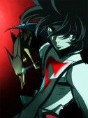 Images from the Casshern Sins multi-part anime epic