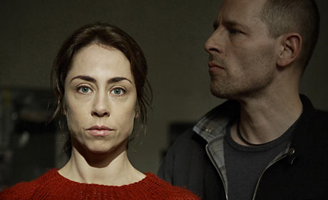 Sofie Grabol from the original Danish series Forbrydelsen