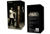 Donnie Yen action figures from Ip Man & Legend of the Fist and character posters from Chen Zhen