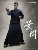 Donnie Yen action figure as Ip Man