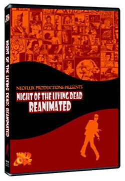 Night of the Living Dead: Reanimated DVD packaging