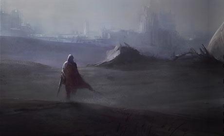 Oblivion comic screenshot