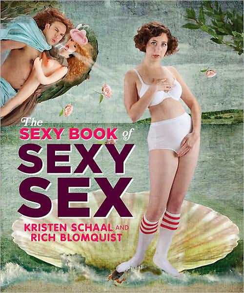 Sexy Book of Sexy Sex book cover