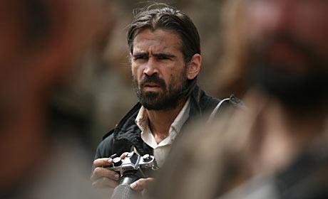 Colin Farrell in Triage
