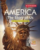 We're giving away two copies of the epic miniseries America the Story of Us DVD set