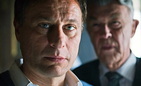 Michael Nyqvist in The Girl with the Dragon Tattoo