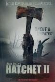 Final one-sheet for Hatchet II released