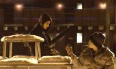 Chloe Moretz and Kodi Smit-McPhee in Let Me In