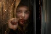 Chloe Moretz plays the vampire Abby in Let Me In
