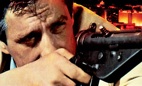 John Cassavetes is Machine Gun McCain