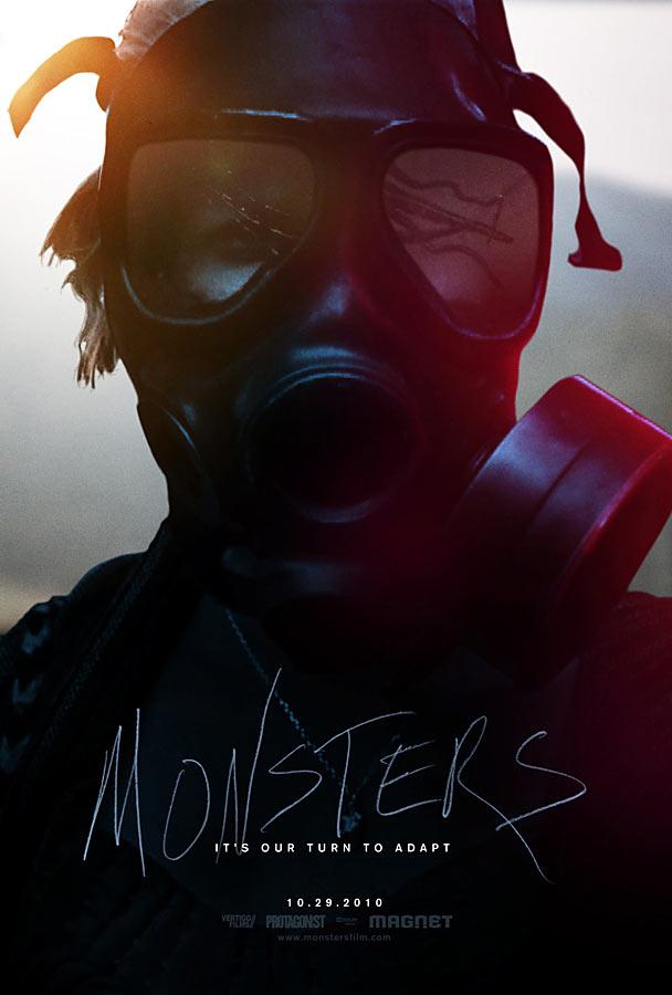 Monsters alternative film poster