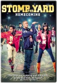 Stomp the Yard: Homecoming DVD packaging