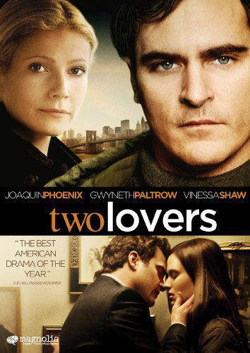 Two Lovers DVD packaging