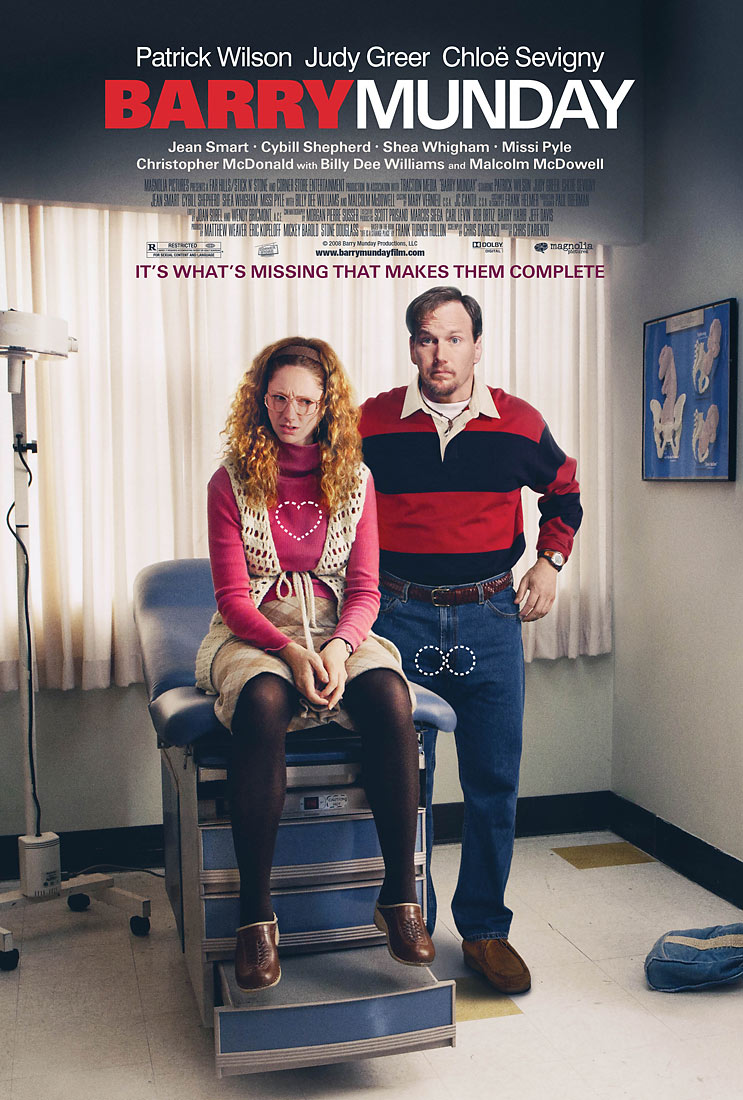 Barry Munday movie poster