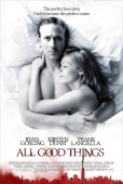 First poster released for murder mystery All Good Things, based on sordid Robert Durst mystery