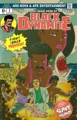 Cover for Black Dynamite comic revealed and New York Comic-Con Adult Swim screening details