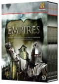 Win one of two copies of the 14-disc DVD Megaset Empires