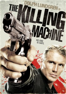 The Killing Machine DVD packaging