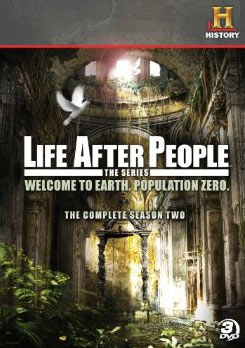 Life After People: The Complete Season Two DVD packaging