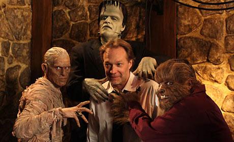 Greg Nicotero AMC horror short promo