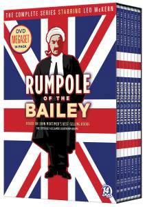 Rumpole of the Bailey DVD packaging